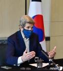 """美 케리 특사 """"IAEA 검증기준 지지…日와 IAEA 공조 지켜볼 것"""""""