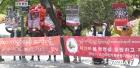 '군부 쿠데타 중단 외치는 미얀마 청년들'