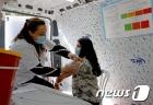 이스라엘 '야호, 밖에선 마스크 벗는다!'…학교도 정상화