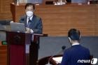 """정의용 """"日오염수 방출, IAEA 기준 맞으면 반대 안 해"""""""