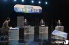 광주MBC서 민주당 당대표 후보 토론회