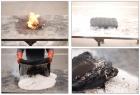 인선모터스, 리튬이온베터리용 '화재진압매트' 개발
