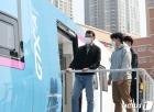 GTX-A 열차 실물모형 전시