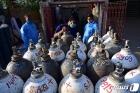 印 코로나19 환자 22명 인공호흡기 산소 부족에 사망