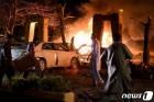 차량 폭탄 테러 발생한 中 대사 묵던 파키스탄 호텔