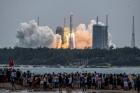'21톤' 中 로켓 잔해 지구로 낙하중…또다른 미중 갈등