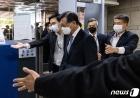박삼구 전 금호아시아나그룹 회장 '영장실질심사 출석'