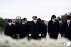이개호 의원, '오월 민족선열에 참배'