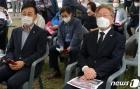5·18 민중항쟁 전북기념행사 참석한 이재명 도지사