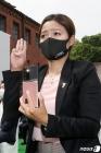 세 손가락 펼친 채 함께하는 5·18민중항쟁 기념식