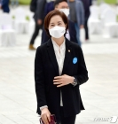 5.18 기념식 참석한 유은혜