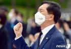 5.18 기념식 참석한 김기현 국민의힘 원내대표