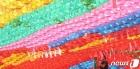 부처님 맞이하는 오색빛깔 연등