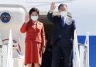 文대통령, 英G7 일정 마치고 오스트리아로 출국