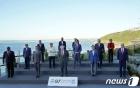 """G7 공동성명 """"도쿄 올림픽·패럴림픽 안전한 개최 지지"""""""