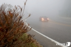 [오늘의 날씨]전북(14일, 월)…오전 짙은 안개, 오후 소나기