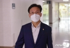 """김민석, 정세균 지지선언…""""바이든 처럼 묵직한 바람 일으킬 것"""""""