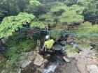 무등산국립공원, 풍수해 대비 민·관 합동 계곡 구조 훈련 실시