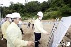광주 북구, 재해복구사업 추진사항 점검