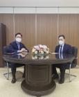 박범계 장관, 오늘 김오수 총장 만나 인사 등 논의