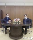박범계·김오수 '檢 직제개편안·중간간부 인사 논의'
