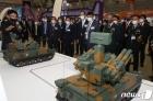 2021 방위산업 부품·장비 대전 개막