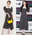 정채연 vs 오연서, '436만원' 원피스 패션…같은 옷 다른 느낌
