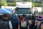 'SPC 빵·재료 운송 방해' 민주노총 조합원 26명 체포