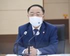 """홍남기 부총리 """"경제부처 입장서 '위드 코로나' 입장 정리할 것"""""""