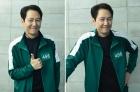 """'오징어게임' 이정재, 456번 츄리닝 다시…""""글로벌 잘생김"""""""
