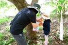 곡성군미래교육재단, 꿈놀자 주말 가족 공감 숲 교육 운영