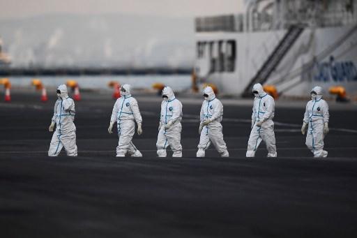 '코로나19 배양선' 일본 크루즈, 또 99명 무더기 확진 - 머니투데이 뉴스