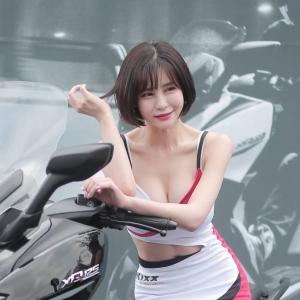 '레이싱모델 박소유' 매력넘치는 미모
