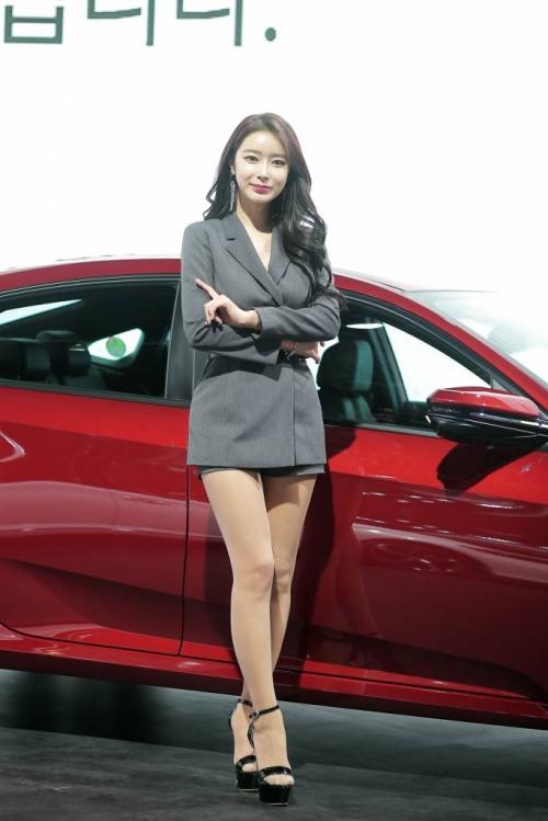 '레이싱모델 소이' 아름다운 미모